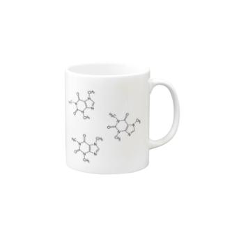 カフェイン Mugs