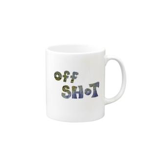 オフショット Mugs
