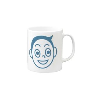 よなみねくん Mugs