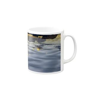 Water surface - 水面加工【い】 マグカップ