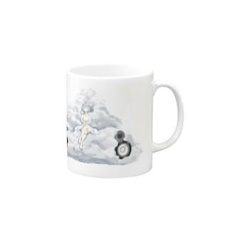 雲コンポ Mugs