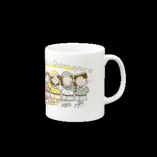 トタのQuQu冬verマグカップ