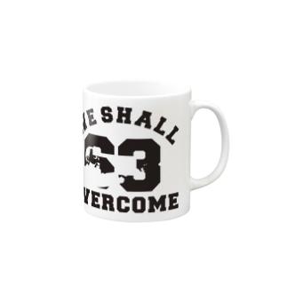 WE SHALL OVERCOME Mugs
