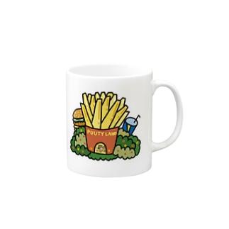 ポテトハウス Mugs