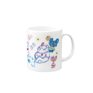 橋本京子のプレゼントのゆめみたのマグカップ
