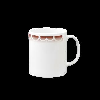 PAPER  HEKISUIのroseマグカップ
