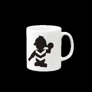 takeshitsuboiのDOLL マグカップ