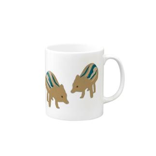 ウリ坊 その1 Mugs