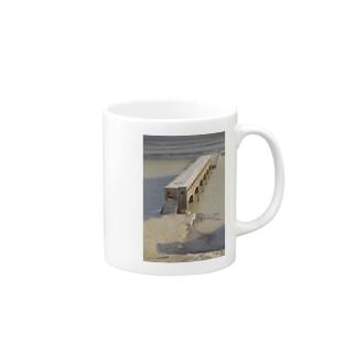 大荒沢堰堤 その1 Mugs