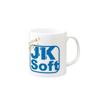 JKsoftグッズ Mugs
