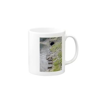 廃線 その1 Mugs