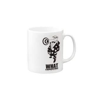 WHAT A WONDERFUL WORLD Mugs