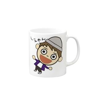 ええやん姫路なべちゃん マグカップ