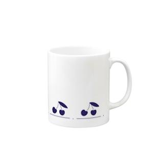la cerise マグカップ