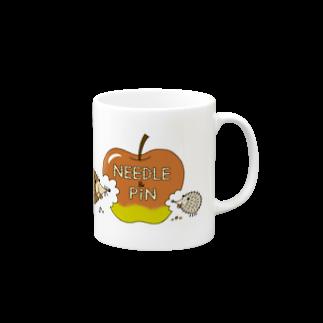 P-TOSHIのハリネズミ・ランド Mugs