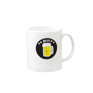 BEER マグカップ