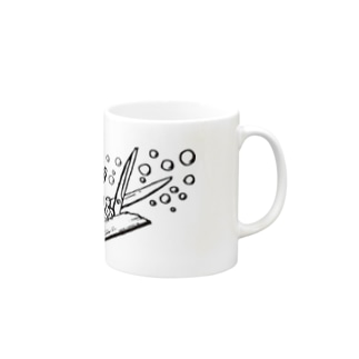 -Noir+Angelique- メモリアルイラスト柄シリーズ Mugs