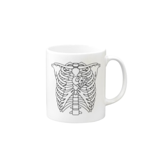 LUCHA SKELETON Mugs