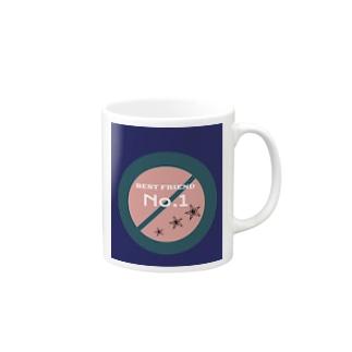 べスフレくん Mugs