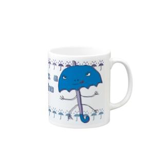 傘太郎 マグカップ