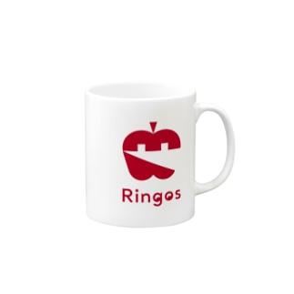 Ringos(リンゴズ) ・アイコン Mugs