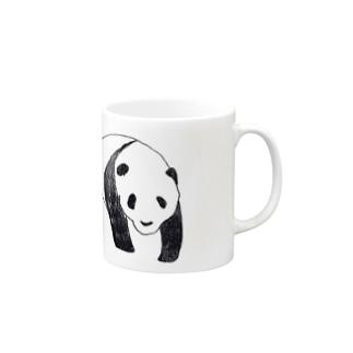ぱぱパンダ Mugs