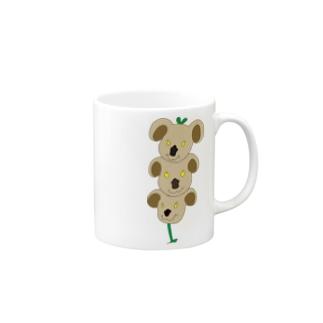 植物✖︎コアラ Mugs