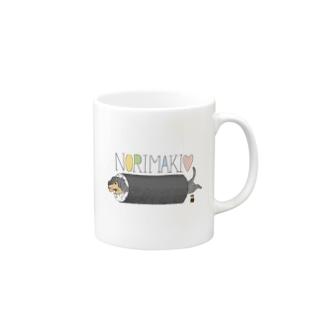 NORIMAKI♡ Mugs