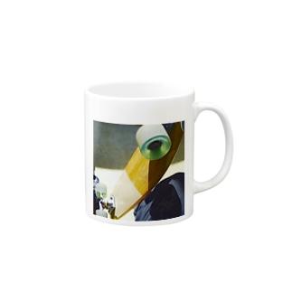 GLOBE Blazer マグカップ