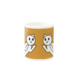 かわいいネネココ{オレンジ} Mugs