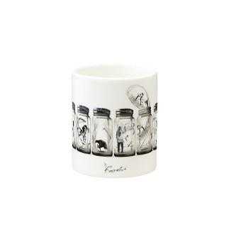 Bottle Mugs