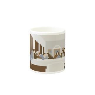 ナノサイゴノバンサン Mugs