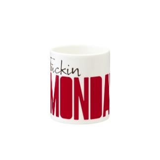 f monday Mugs