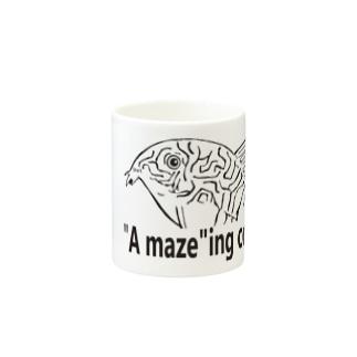 """コリドラス迷路(""""Amaze"""" ing corydoras) Mugs"""