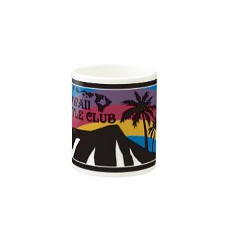 Rainbow Paradise Mugs