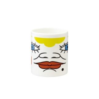 FACE MUG Mugs