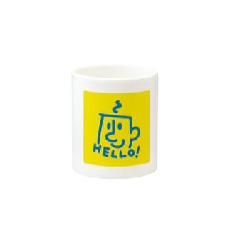 HELLO! マグカップ