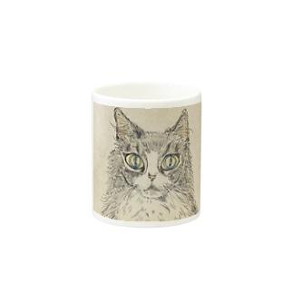 Norwegian Forest Cat Mugs