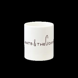 dnc_TheShopのTKD desighned series Mugsの取っ手の反対面