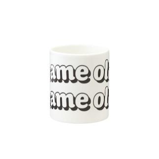 same old same old (いつも通り) Mugs