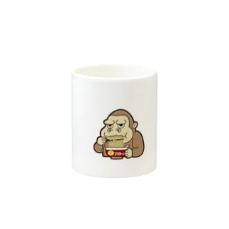 ゴリラーメン Mugs