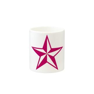 STAR pink Mugs