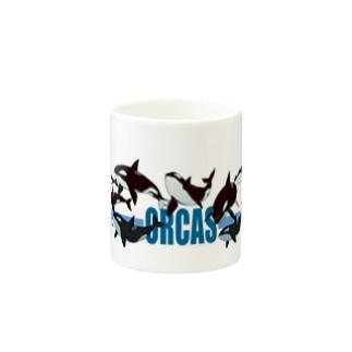 シャチ(女子会) Mugs