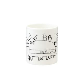 古川未鈴(でんぱ組.inc)作『スフォイクス』(Ver.1.1) Mugs