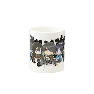 御用改めマグカップ Mugs