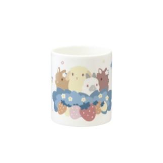 イチゴたべ隊 Mugs