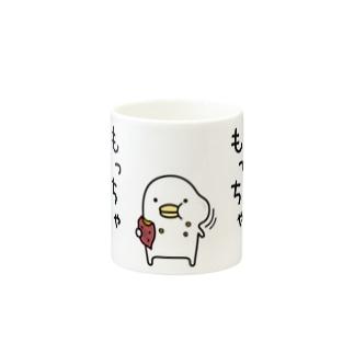 うるせぇトリのマグカップ(もっちゃ) Mugs