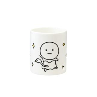 まるいののマグカップ(バレエ編) Mugs