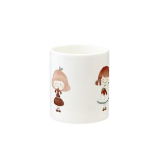 いちごちゃんとりんごちゃん Mugs