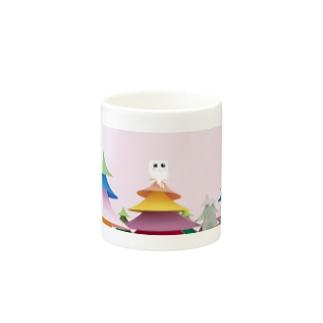 gigenの春マグカップ Mugs